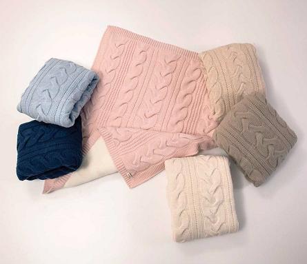 Одеяло (косичка)
