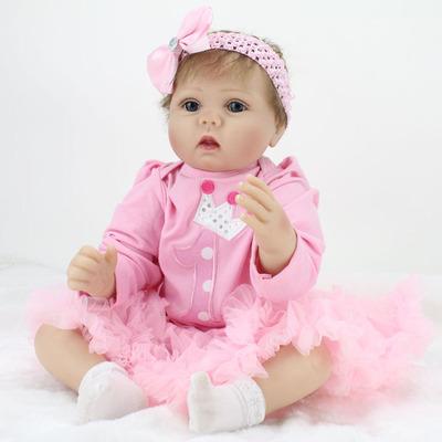 Кукла NewBorn (с повязкой)