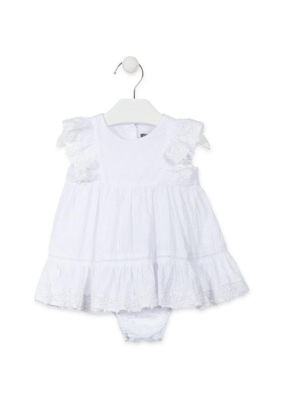 Платье с трусиками (с кружевом) LOSAN