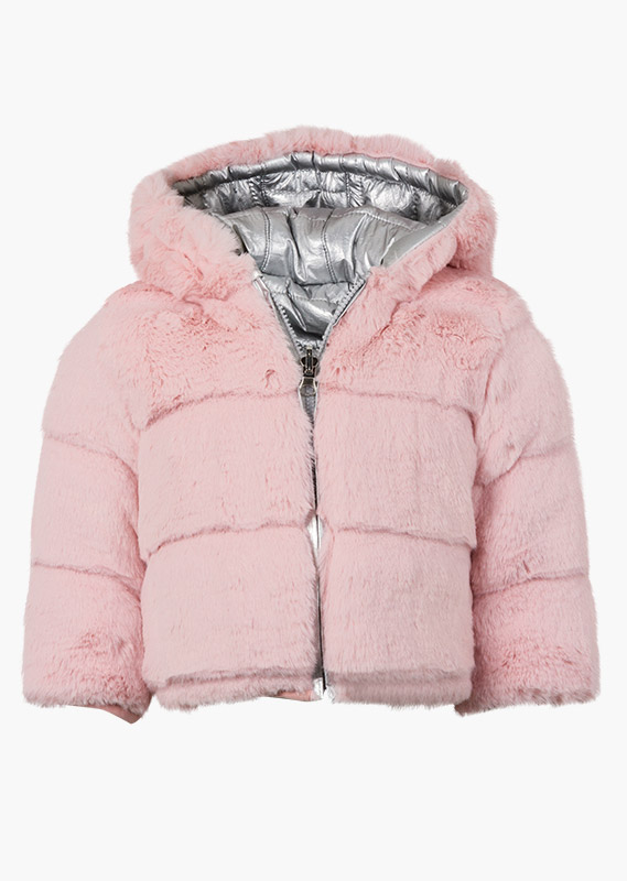 Двухсторонняя меховая куртка LOSAN