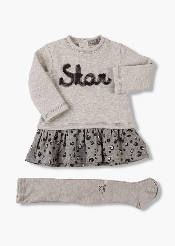 Платье (с колготками Star)  LOSAN