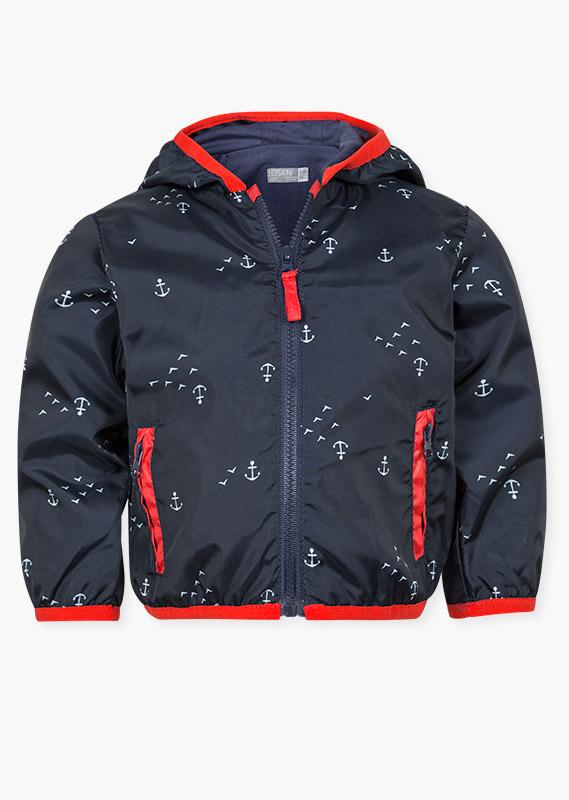 Куртка с принтом Mariniere LOSAN