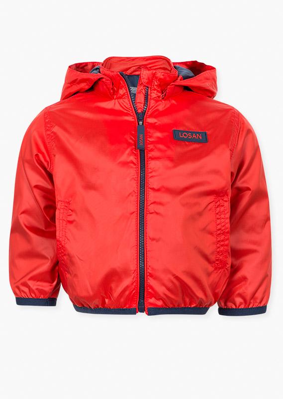 Куртка со съемным капюшоном LOSAN