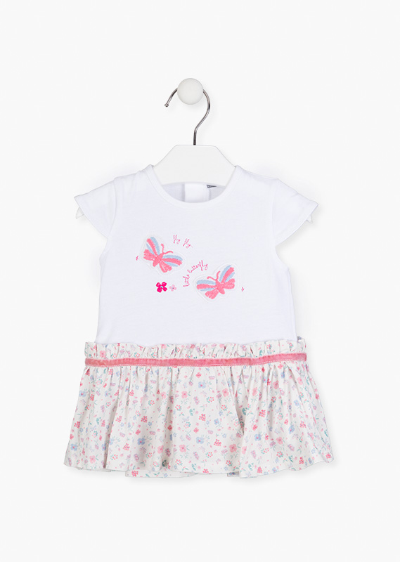 Платье (c бабочками) LOSAN